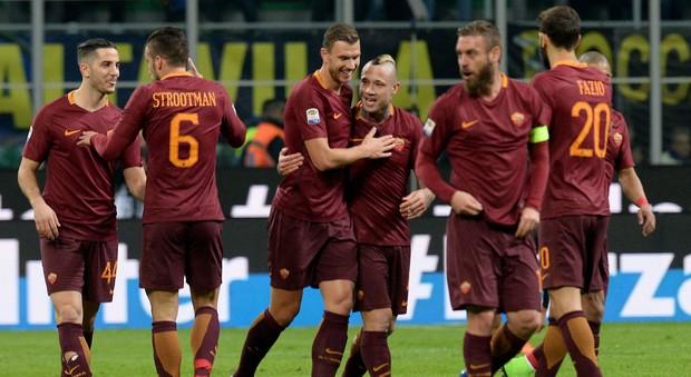 Inter-Roma 1-3: Radja e Perotti i re di San Siro, un tris da urlo