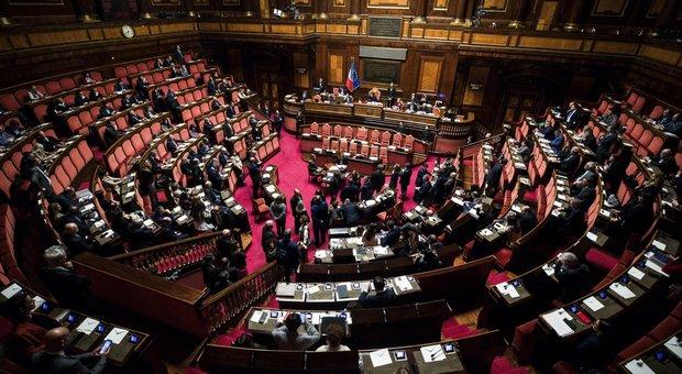 Intercettazioni, sì alla fiducia in Senato. Renzi non partecipa al voto