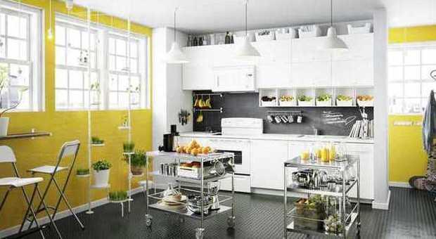"Ikea presenta la cucina ""smart"": la tavola suggerisce le ricette"