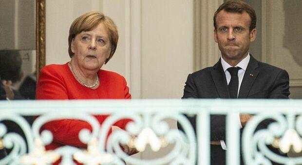 UE divisa su riavvio dialogo con Russia: l'Est boccia proposta franco-tedesca