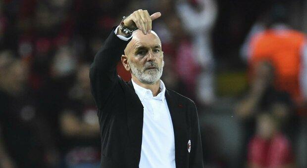 Milan, senza Ibrahimovic e Giroud con la Juventus. Pioli: «Abbiamo nove punti, ma non siamo noi i favoriti»