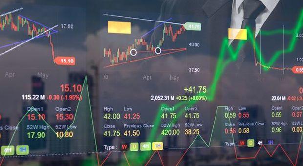 72d7f6727a (Teleborsa) - Si muovono in territorio positivo i principali mercati di  Eurolandia dopo una partenza all'insegna della cautela. Sulla stessa scia  rialzista ...