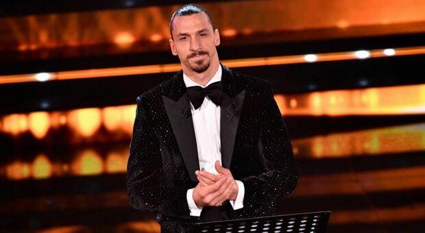 Sanremo 2021, Ibrahimovic: «Fare niente è il più grande sbaglio, se sbaglia Zlatan puoi sbagliare anche tu»