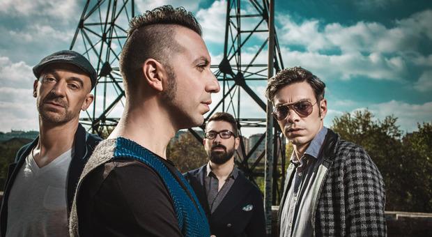 La band Perturbazione