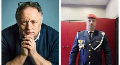 """""""Rambo negazionista"""", ex soldato armato di fucili e lancia-razzi minaccia il più importante virologo belga, dieci persone finiscono sotto scorta"""