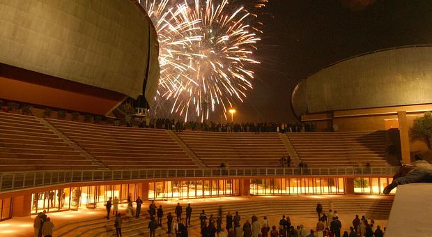 Sale Parco Della Musica Roma : Lauditorium compie 15 anni: lopera di renzo piano inaugurata nel 2002