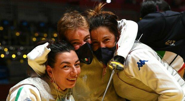 """Paralimpiadi, arrivano altri 3 ori dal nuoto. Fioretto femminile (con Bebe Vio) """"solo"""" d'argento"""