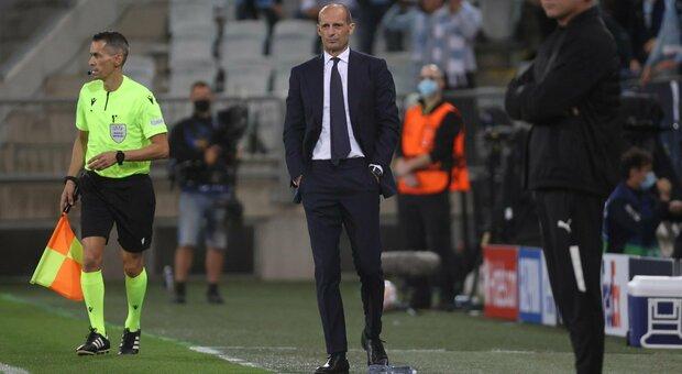 Juventus, Allegri in vista del Milan: «Loro hanno da perdere molto più di noi»