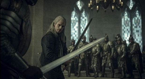 "Un'immagine di ""The Witcher"""
