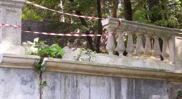 Terni chiuso il parco di villalago necessari interventi - Manutenzione caldaia umbria ...