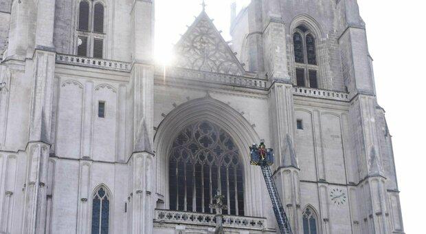 Nantes, la cattedrale centenaria sopravvissuta a bombardamenti e incendi