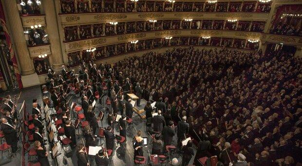 Focolaio al Teatro dalla Scala, nove cantanti positive: coro e fiati in quarantena