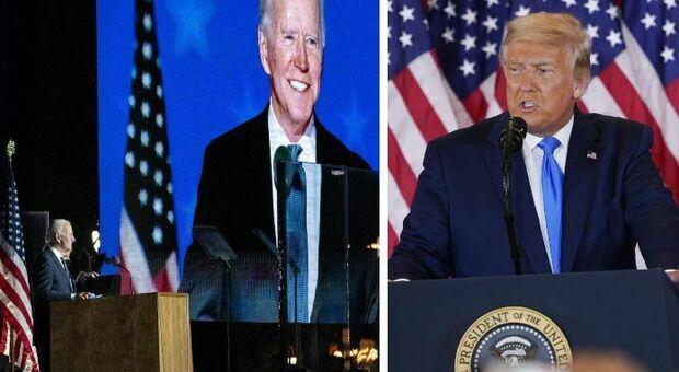 Elezioni Usa 2020, diretta. Florida a Trump, Arizona a Biden. Trump: «Ho vinto o è una frode». Biden: strada giusta verso la vittoria