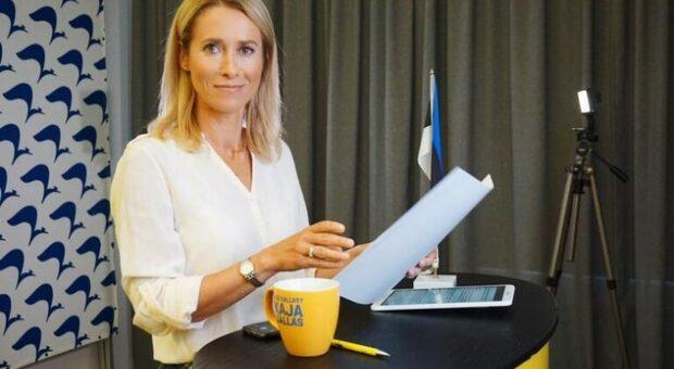 Kaja Kallas la prima premier in Estonia: sempre più donne leader in Nord Europa