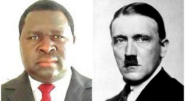 L'Adolf Hitler namibiano e il dittatore tedesco
