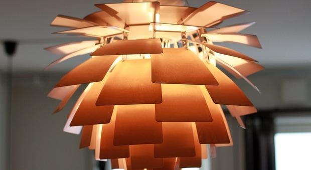 Casa dal lampadario post it alla lampada luna soluzioni e idee