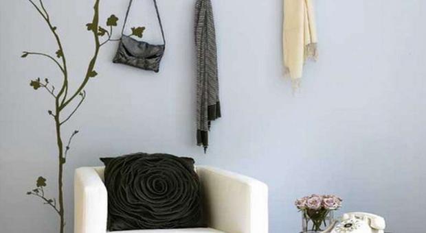 Pareti decorate dieci soluzioni per abbellire casa con for Abbellire le pareti