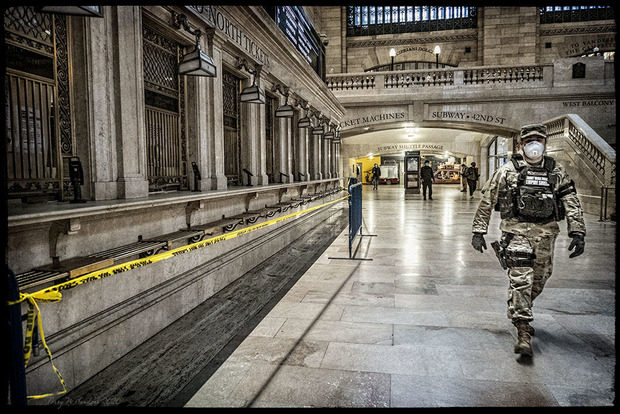 La stazione Grand Central in una foto di Terry W Sanders