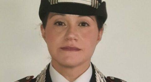 Amelia, Il capitano Laura Protopapa guiderà il comando della compagnia carabinieri