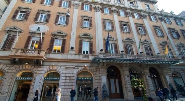 Tassa di soggiorno evasa, il proprietario dell'hotel Plaza ...