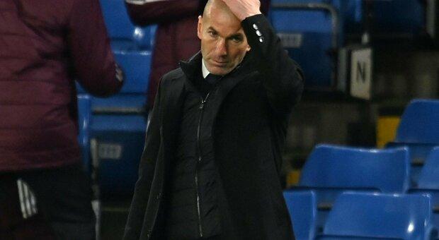 Zidane, l'addio al Real Madrid: «Via perché non mi davano più fiducia»
