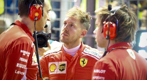 F1, Vettel avverte Hamilton:
