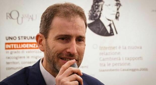 """Casaleggio: """"Grillo e Conte hanno due visioni diverse. Perché nuovo statuto è segreto? Possibili ricorsi in procura"""""""