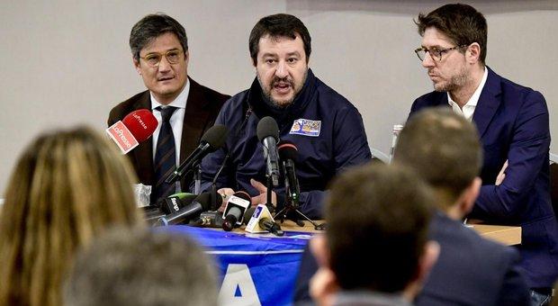 Salvini, reato di tortura: «Lega ne proporrà la cancellazione: arma in mano ai delinquenti»
