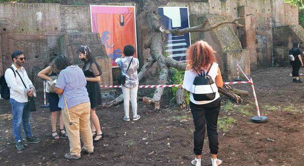 """Fiumicino, nei porti Imperiali la mostra d'arte contemporanea """"Arteporto-Fuori confine"""""""