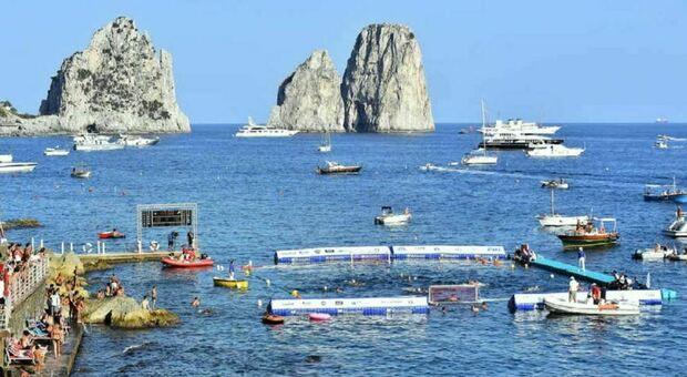 Covid, a Capri da domani al via vaccinazione estesa a tutti i residenti dai 16 anni in su