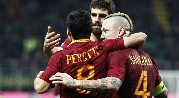 Inter-Roma: le foto della partita