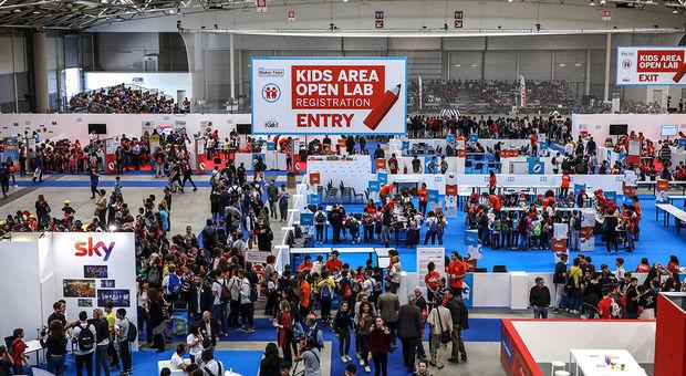 Maker Faire 2019, così l'hi-tech ci guiderà: bastone intelligente per non vedenti e guida turistica in 5G