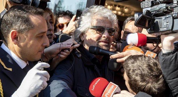 Tav, Grillo a Perino: «Non avere i numeri non è tradimento»