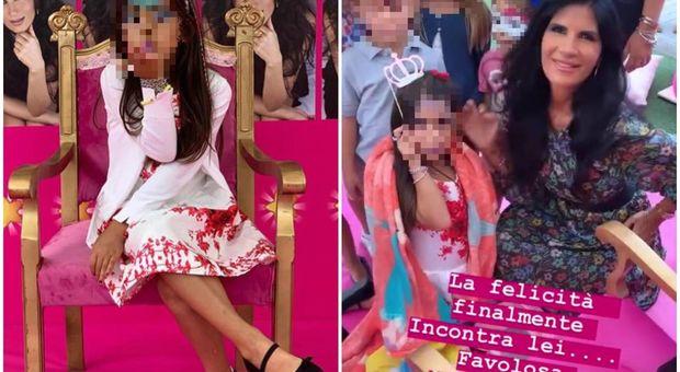 """Festa a tema """"Pamela Prati"""" per i suoi 6 anni: è l'idolo di Chloe, la figlia di Guendalina Tavassi"""