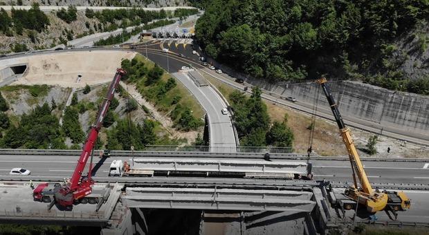 Viadotti A24 e A25, svolta vicina: piano da 3,1 miliardi, si parte da Bussi-Cocullo