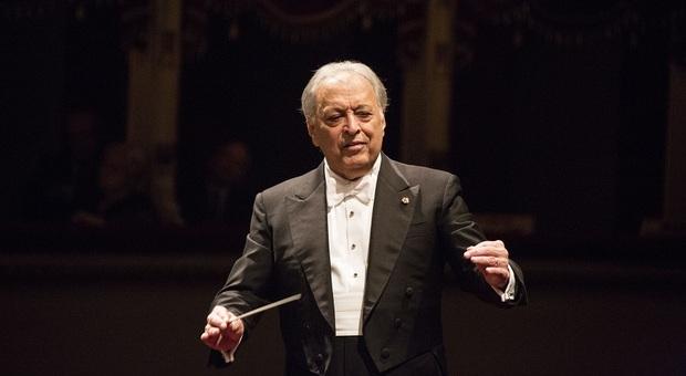 Il Maestro Zubin Mehta