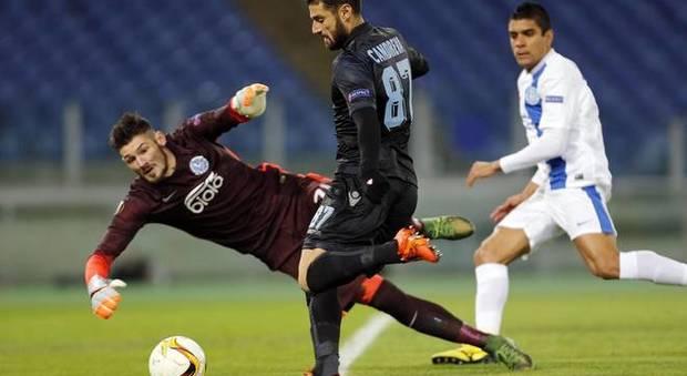 Lazio-Dnipro: foto