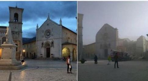 Sisma, da San Benedetto fino a San Paolo, patrimonio ...