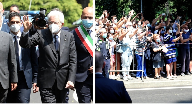 Codogno in festa aspetta Mattarella: «La fine di un incubo»
