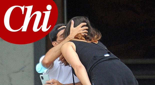 Elisa Isoardi e Raimondo Todaro: