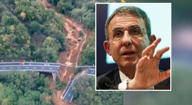 Italia fragile, il ministro Sergio Costa: «Il Parlamento riapra i cantieri, qui nessuno è al sicuro»