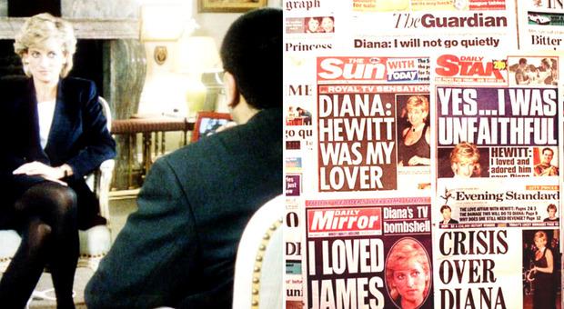 Lady Diana, bufera sulla Bbc dopo la verità sull'intervista-inganno. Johnson valuta riforma