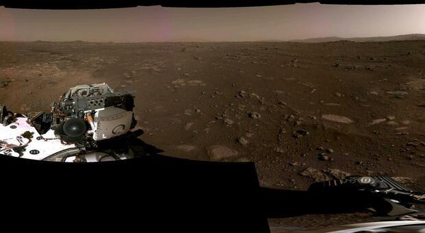 Marte, la Nasa pubblica il video (spettacolare) della discesa di Perseverance