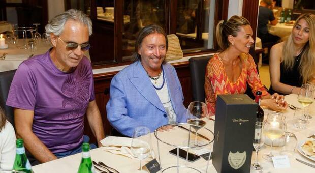 Forte dei Marmi, party gourmet per il compleanno dell'attore e imprenditore Marco Civoli