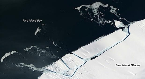 Ghiacciai dell'Antartide, lo scioglimento non si arresterà più: gli oceani possono alzarsi di 3 metri
