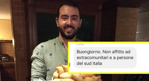 Cuoco barese cerca casa a Milano, ma gli rispondono: «Non affittiamo a meridionali»