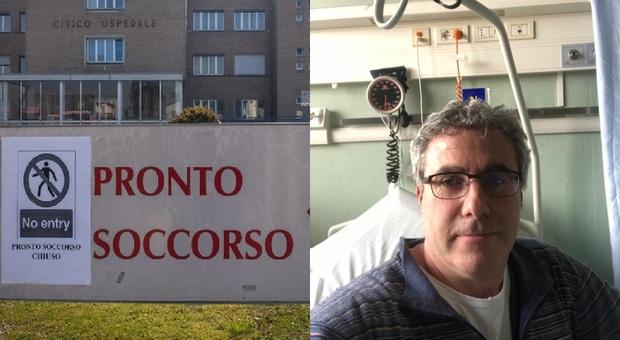 Coronavirus, medico salentino in isolamento a Codogno: «Sono sereno, ci vediamo in estate al mare»