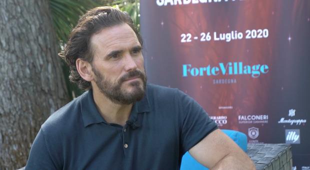 Matt Dillon al Filming Italy Sardegna Festival,