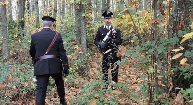 Lavinio, scheletro rinvenuto nel bosco: la pista del