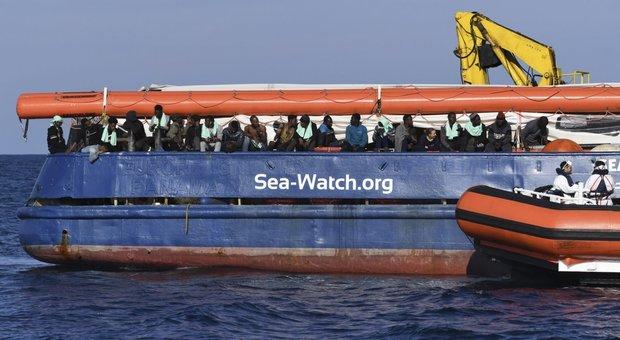 La Sea Watch ricorre a Corte diritti uomo: